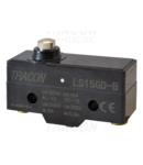 Limitator de cursa cu tampon conic LS15GD-B 1×CO, 2A/230V AC, IP00
