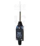 Limitator de cursa arc+tija (otel+material plastic) LSME8166 1×NO+1×NC, 5A/250V AC, 95mm, IP65