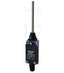 Limitator de cursa cu arc (otel) LSME9101 1×NO+1×NC, 5A/250V AC, 100mm, IP65