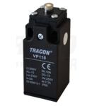 Limitator de cursa cu tampon conic VP110 1×NO+1×NC, 6A/230V AC, IP65