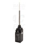 Limitator de cursa cu arc sitija (material plastic + otel) VP171 1×NO+1×NC, 6A/230V AC, IP65