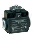 Limitator de cursa cu tampon conic VT110 1×NO+1×NC, 6A/230V AC, IP65
