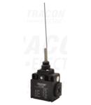 Limitator de cursa cu brat balansier VT106 1×NO+1×NC, 6A/230V AC, IP65
