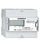 Contor trifazat digital pentru masurare energie activa si reactiva conectare direct  80A