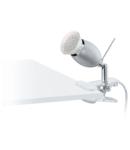 Lampa cu clama BANNY 1 3000K alb cald 220-240V,50/60Hz IP20