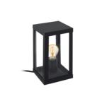 Lampa de masa ALAMONTE 1 negru 220-240V,50/60Hz IP44