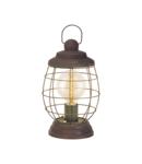 Lampa de masa BAMPTON brown-patina 220-240V,50/60Hz IP20