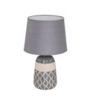 Lampa de masa BELLARIVA 2 grey, beige 220-240V,50/60Hz