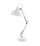 Lampa de masa BORGILLIO alb 220-240V,50/60Hz IP20