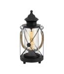 Lampa de masa BRADFORD negru 220-240V,50/60Hz IP20