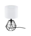 Lampa de masa CARLTON 2 negru 220-240V,50/60Hz IP20