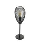 Lampa de masa CLEVEDON negru 220-240V,50/60Hz