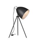 Lampa de masa MAREPERLA negru, crystal optics 220-240V,50/60Hz