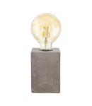 Lampa de masa PRESTWICK grey 220-240V,50/60Hz IP20