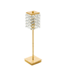 Lampa de masa PYTON GOLD 3000K alb cald 220-240V,50/60Hz