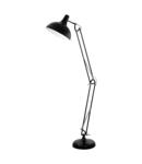 Lampa pardoseala BORGILLIO negru 220-240V,50/60Hz IP20