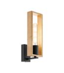 Lampa perete LITTLETON negru 220-240V,50/60Hz