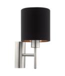 Lampa perete PASTERI satin nickel 220-240V,50/60Hz IP20
