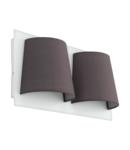 Lampa perete SERRAVALLE 3000K alb cald 220-240V,50/60Hz