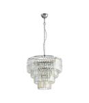 Lampa suspendata AGRIGENTO chrome 220-240V,50/60Hz