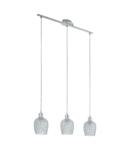 Lampa suspendata BONARES 1 chrome 220-240V,50/60Hz IP20