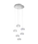 Lampa suspendata CORLIANO 4000K alb neutru 220-240V,50/60Hz IP20
