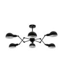 Lampa suspendata EXMOOR negru 220-240V,50/60Hz