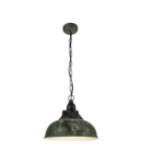 Lampa suspendata GRANTHAM 1 green-antique, negru 220-240V,50/60Hz IP20