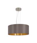 Lampa suspendata MASERLO satin nickel 220-240V,50/60Hz IP20