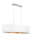 Lampa suspendata PASTERI satin nickel 220-240V,50/60Hz IP20