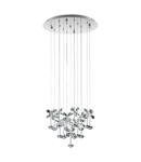 Lampa suspendata PIANOPOLI 3000K alb cald 220-240V,50/60Hz IP20