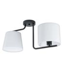 Lampa tavan MAROJALES 1 negru 220-240V,50/60Hz