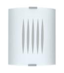 Lampa tavan/perete GRAFIK steel 220-240V,50/60Hz IP20