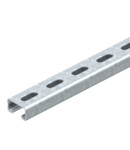 MS4121 sina montaj, slot width 22 mm, FT, perforated | Type MS4121P3000FT