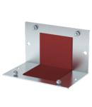 Lock plate for internal corner | Type BSKM-GI 0711RW