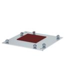 Lock plate for flat angle | Type BSKM-GF 0711RW