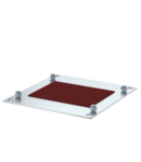 Lock plate, T branch piece | Type BSKM-GT 0711RW
