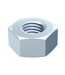 Hexagonal nut DIN 934 G | Type HN M8 G