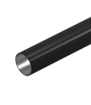 Țeavă de oțel acoperită cu pulbere neagră, fără fir | Type S16W SW