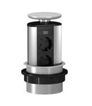 Priza de blat- DBV, 2 sockets | Type DBV-A3E D2S