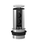 Priza de blat- DBV, 2 sockets, 2x RJ45 Cat. 6 | Type DBV-A3E D2S2K