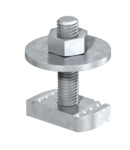 Hammer-head bolt ZL | Type MS41HB M8x60 ZL