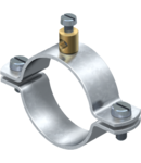 Earthing clamp, type 925 | Type 925 1 1/4