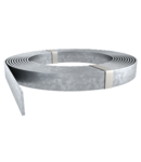 Flat conductor, galvanised steel for foundation earthing | Type 5052 30X3