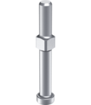 Hammer insert, type 2520, for earthing rods ST, BP and OMEX | Type 2520 20