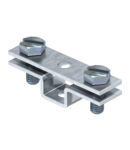 Spacer clip for flat conductor with fastening hole Ø 6.5 | Type 831 30