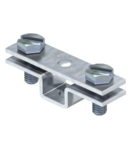 Spacer clip for flat conductor, with threaded connection M6 | Type 831 40 M6