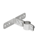 isFang support for wall mounting, 80 mm spacing | Type isFang TW80