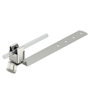 Roof conductor holder for tiled roofs, Rd 8, A2 8 mm   Type 157 F-VA 230