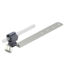 Roof conductor holder for tiled roofs, Rd 8−10, A2 8 mm | Type 157 FK-VA 410